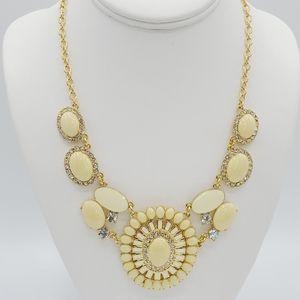 Kate Spade Ivory Rhinestone Necklace